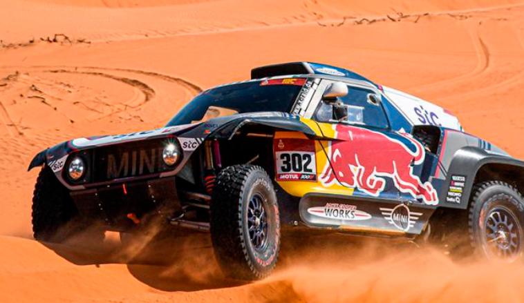 Rally Dakar: Sainz fuera de juego y Peterhansel logra ganar la Etapa 9