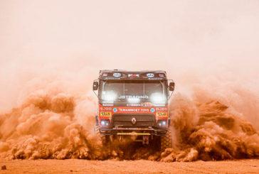 Rally Dakar: Peterhansel sigue dominando
