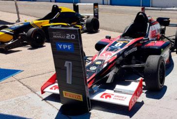 FR2.0: Moreno obtiene la victoria en la carrera sabatina