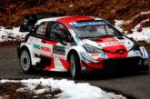 WRC: Ogier se acerca a una victoria récord en Montecarlo