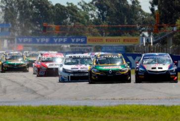 STC2000: Pernía aguantó a Rossi y ganó de punta a punta