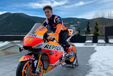 MotoGP: «Vengo para ser campéon del mundo. Esta moto no está acostumbrada a estar fuera del podio», dijo Espargaró