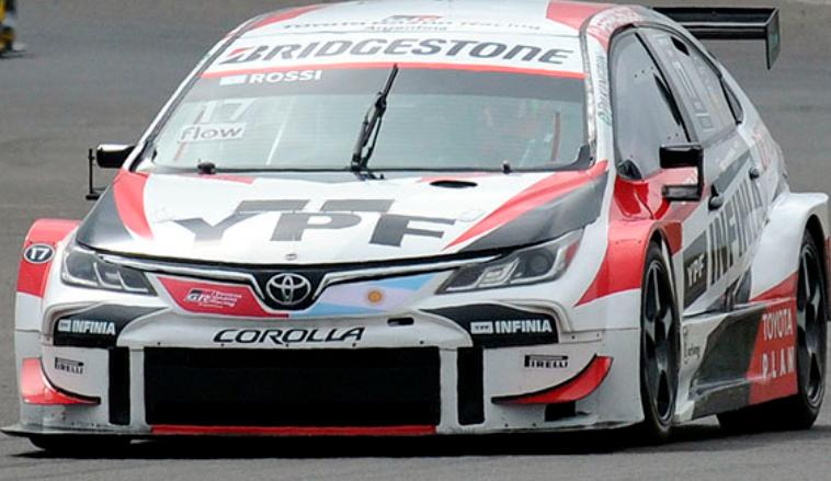 STC2000: Rossi gana y se acerca al título