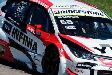 STC2000: Santero logra el mejor tiempo en la clasificación