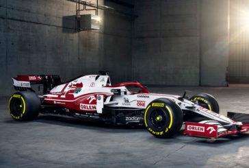 Fórmula 1: El nuevo Alfa Romeo C41 ya esta listo