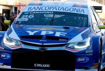 STC2000: Canapino se quedó con la pole en el Gálvez