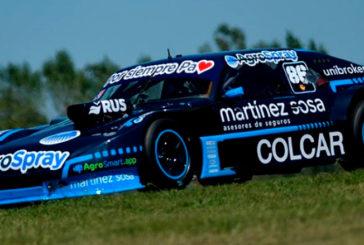 TC: Emotiva pole position para Canapino