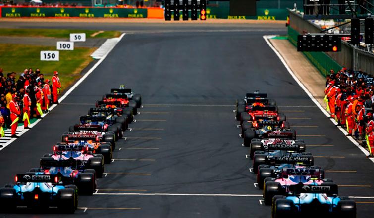 Fórmula 1: Quedó descartada la grilla invertida para 2021