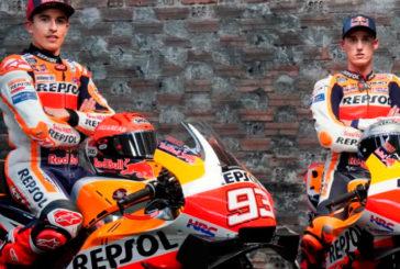 MotoGP: Se presentó la nueva Honda
