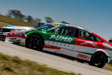 STC2000: Midas confirma su nuevo piloto y Honda hace pruebas técnicas