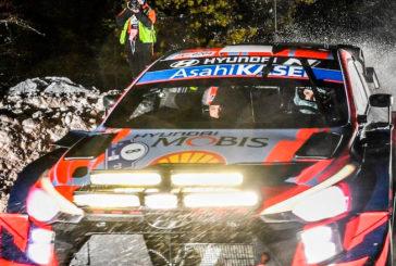 WRC: Tänak no cede terreno y se afianza en la punta