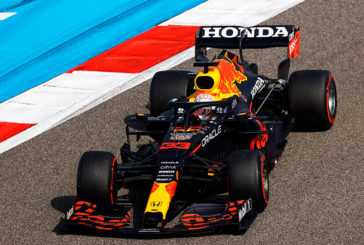 Fórmula 1: Max Verstappen y Red Bull marcan el ritmo en los Libres 1 de Bahréin