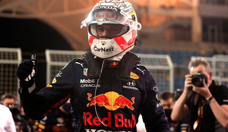 Fórmula 1: Verstappen confirma una espectacular pole sobre Hamilton