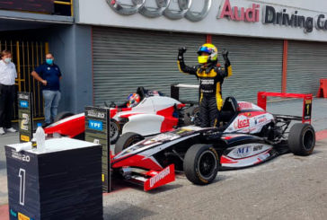 FR 2.0: Barrio también festejó en la Fórmula Renault 2.0