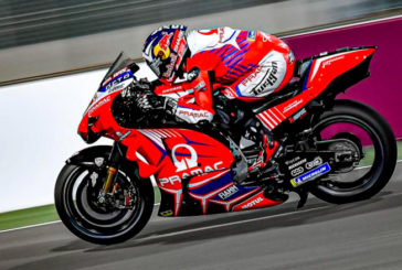 MotoGP: Ducati lanza un aviso en Qatar con su gran velocidad de punta