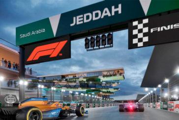 Fórmula 1: Arabia Saudita sorprende con el circuito callejero más rápido en la historia de la Fórmula 1