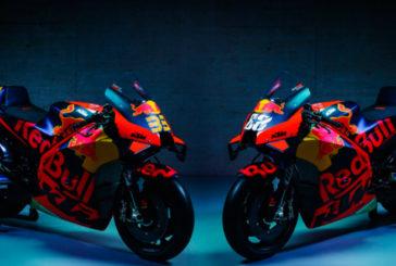 MotoGP: KTM presenta su moto para la temporada 2021