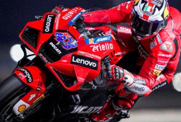 MotoGP: Morbidelli y Miller quedaron arriba en los entrenamientos