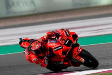 MotoGP: Bagnaia logra una pole de otro planeta