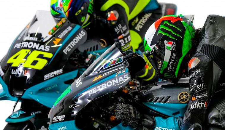 MotoGP: Las 'bestias' de Rossi y Morbidelli salen a la luz