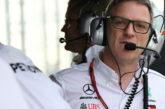 Fórmula 1: Cambio de director técnico en Mercedes