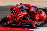 MotoGP: Bagnaia se queda con el mejor tiempo en Portugal