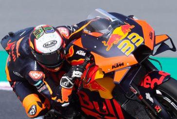 MotoGP:  Binder domina en Jerez de la Frontera