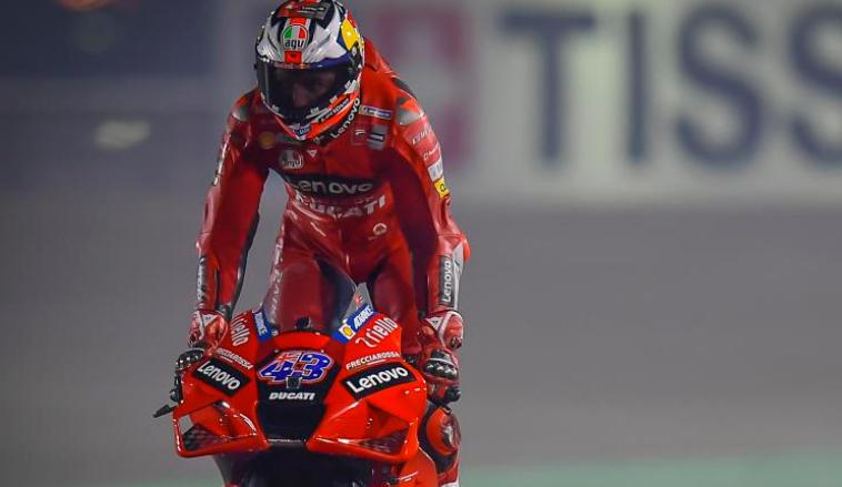 MotoGP:  Jack Miller fue el mejor del primer día de entrenamientos de MotoGP en Doha