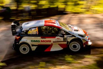 WRC: Ogier toma las riendas en la titánica batalla por el primer lugar