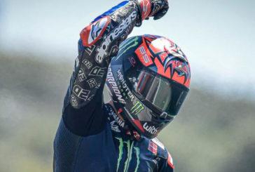 MotoGP: Triunfo y punta del campeonato para Quartararo