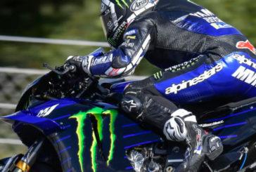 MotoGP:  Viñales marca el ritmo en el competitivo regreso de Márquez