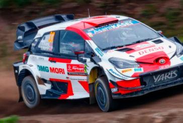 WRC: Elfyn Evans no falla y conquista el Rally de Portugal
