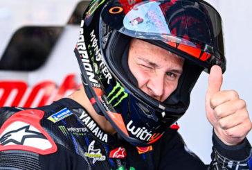 MotoGP: Un imbatible Quartararo se lleva la pole en Jerez