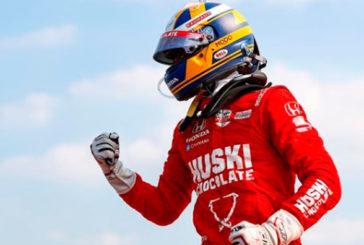 Indy Car: Ericsson gana la primera carrera en Detroit