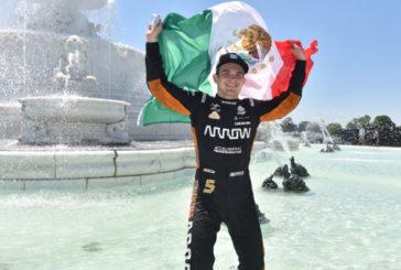 Indy Car: O'ward remonta desde el puesto 16º para ganar la segunda carrera