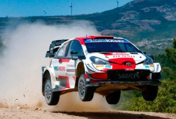 WRC: Tänak repite los problemas técicos y deja vía libre a Ogier