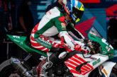 Super Bike: «Tati» Mercado volvió a las pistas