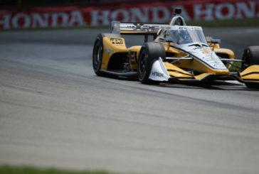 Indy Car: Newgarden termina con la mala racha y gana en Mid-Ohio