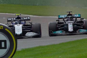 Fórmula 1: Bottas toma el control de los primeros libres