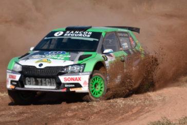 Rally Argentino: Cancio ganó en un final vibrante