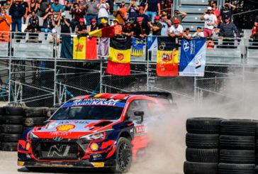 WRC: Thierry Neuville logra una emocionante victoria en su tierra