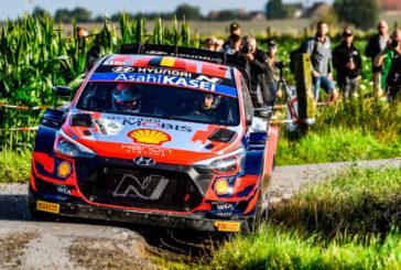 WRC: Neuville se encamina hacia la gloria en Bélgica