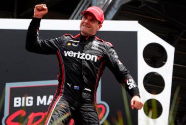 Indy Car: Power llega a la 40ª victoria