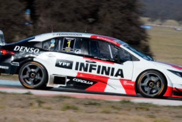 STC2000: Rossi se lleva la carrera y la punta del campeonato