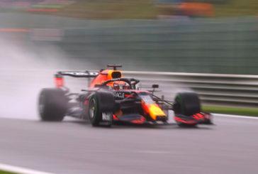 Fórmula 1: Tras una accidentada clasificación, Verstappen marcó el mejor tiempo