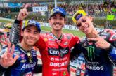 MotoGP: Bagnaia consigue la segunda victoria consecutiva