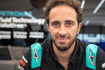 MotoGP: Dovizioso regresa a MotoGP con el Petronas Yamaha SRT