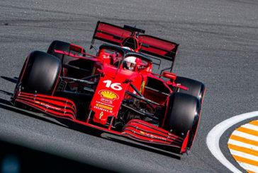 Fórmula 1: Leclerc pone a Ferrari en lo más alto de los Libres2