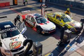 TRV6: Frano sorprendió en la primera carrera