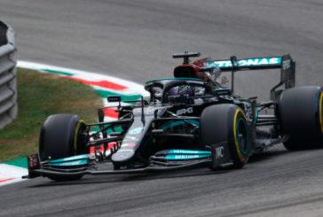 Fórmula 1: Hamilton al frente en los Libres1